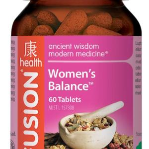 Fusion Health Womens Balance 60 Tablets