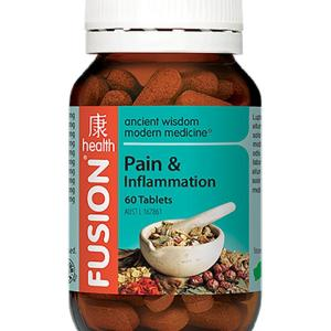 Fusion Health Pain & Inflammation 60 Tablets