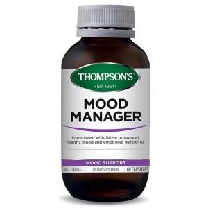 Mood Manager 60 Capsules – Thompsons