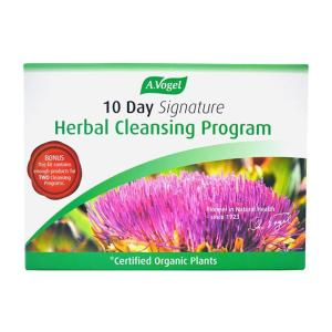 10 Day Herbal Cleanse Program – Vogel