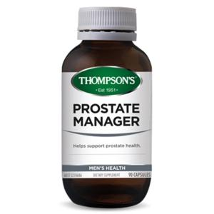 Prostate Manager 90 Capsules – Thompsons