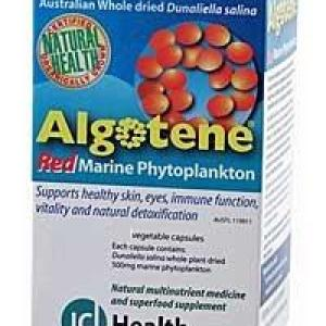 Algotene 180 Vegetable Capsules – Interclinical Laboratories
