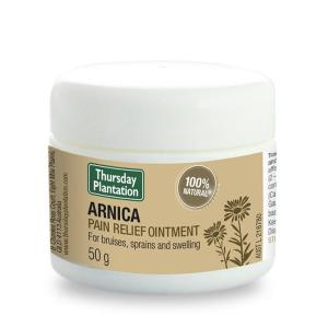 Arnica Pain Relief Ointment 50g – Thursday Plantation