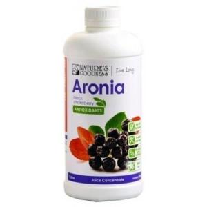 Aronia Juice Concentrate 1 Litre – Natures Goodness