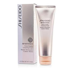 Shiseido Benefiance Extra Creamy Cleansing Foam 125ml/4.4oz Skincare