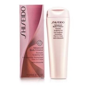 Shiseido Advanced Body Creator Aromatic Sculpting Gel – Anti-Cellulite 200ml/6.7oz Skincare