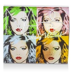 NARS Andy Warhol Collection Debbie Harry Eye And Cheek Palette (4x Eyeshadows, 2x Blushes) 6pcs Make Up