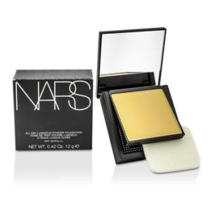 NARS All Day Luminous Powder Foundation SPF25 – Sweden (Light 3 Light with yellow undertones) 12g/0.42oz Make Up