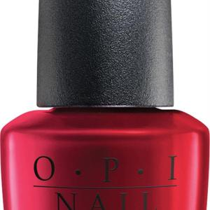 OPI An Affair In Red Square Shimmer Lacquer 15ml