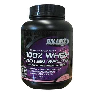 Balance 100% Whey Protein Strawberry Delight 1.5 Kilo