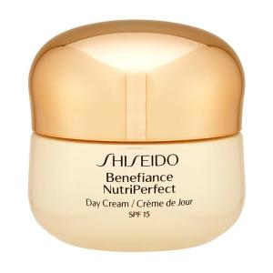 Shiseido Benefiance Nutriperfect Day Cream SPF15 (Carn 1.7oz, 50ml