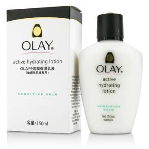 Olay Active Hydrating Lotion – For Sensitive Skin 150ml/5oz Skincare