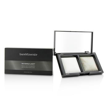 BareMinerals Invisible Light Translucent Powder Duo 9g/0.31oz Make Up