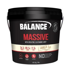 Balance Massive No Artificial Range 4.5kg
