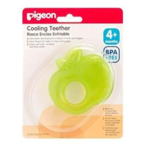 Pigeon Cooling Teether (Green Apple)