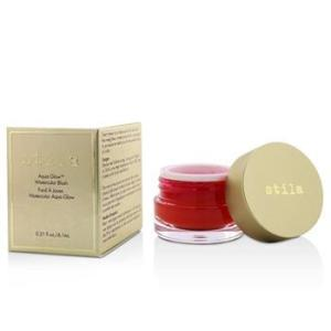 Stila Aqua Glow Watercolor Blush – # Water Poppy 6.1ml/0.21oz Make Up