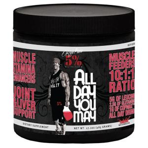 5% Nutrition All Day You May 30 Serves Mango Pineapple