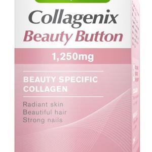 Naturopathica Collagenix Beauty Button 1,250mg Chewable Tab X 30