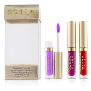 Stila Bright & Bold Stay All Day Liquid Lipstick Set 3×1.5ml/0.05oz Make Up