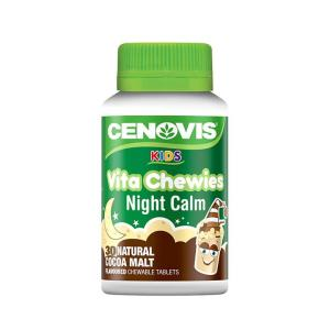 Cenovis Kids Vita Chewies Night Calm Tab X 30