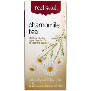 Red Seal Chamomile Tea Bags X 25
