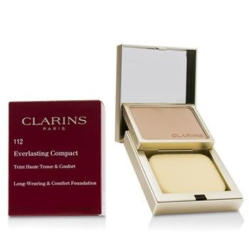 Clarins Everlasting Compact Foundation – # 112 Amber 10g/0.3oz Make Up