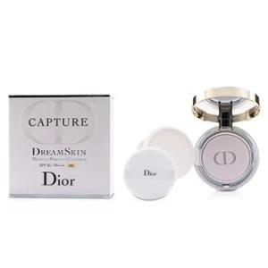 Christian Dior Capture Dreamskin Moist & Perfect Cushion SPF 50 With Extra Refill – # 010 (Ivory) 2x15g/0.5oz Make Up