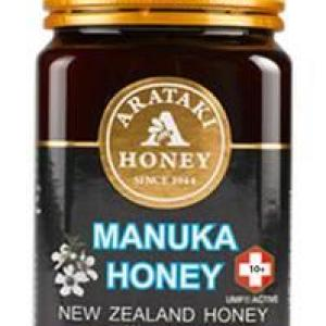 Arataki Honey Manuka Honey UMF Active 10+ 250gm