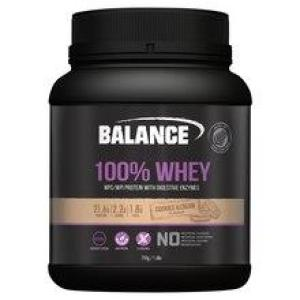 Balance 100% Whey Natural Cookies & Cream 1.5 Kilo