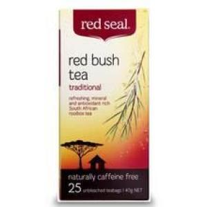 Red Seal Red Bush Tea 25 teabags