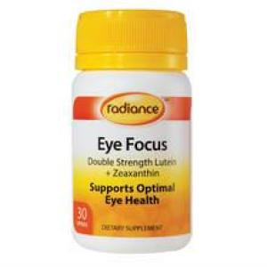 Radiance Eye Focus with Lutein 30 softgels