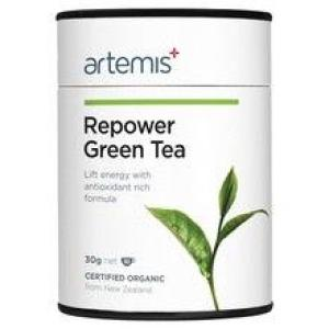 Artemis Repower Green Tea 30gm