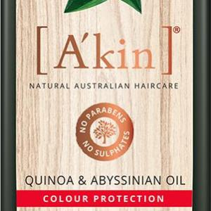 A'kin Conditioner For Coloured Hair Quinoa & Abyssinian Oil 225ml