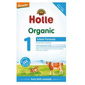 Holle Organic Infant Formula 1 (From Birth) 400g