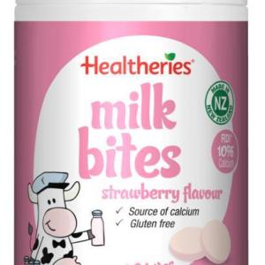 Healtheries Milk Bites (Strawberry) X 50