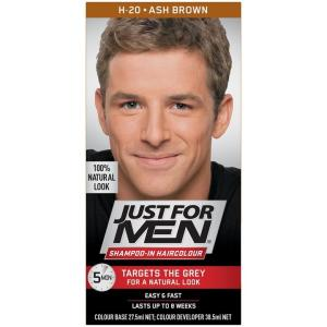 Just for Men Shampoo-In Haircolour (Ash Brown)