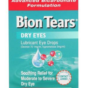 Alcon Bion Tears Dry Eyes X 28 Single Use Containers