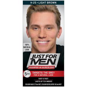 Just For Men Shampoo-In Haircolour (Light Brown)