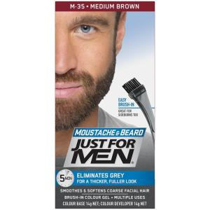 Just For Men Moustache And Beard (Medium Brown)