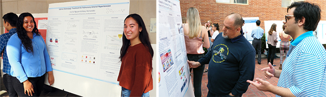 2019 honors chemistry poster session