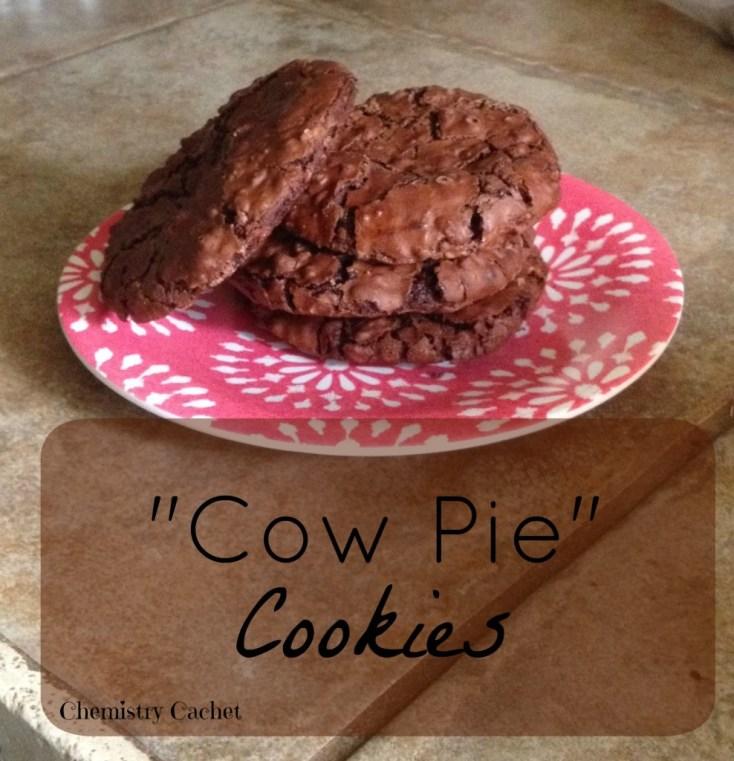 Cow Pie Cookies | Chemistry Cachet