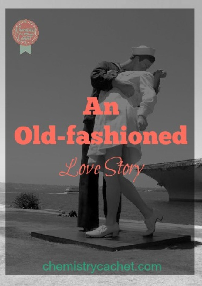 An old-fashioned love story. Marine corps memories on chemistrycachet.com