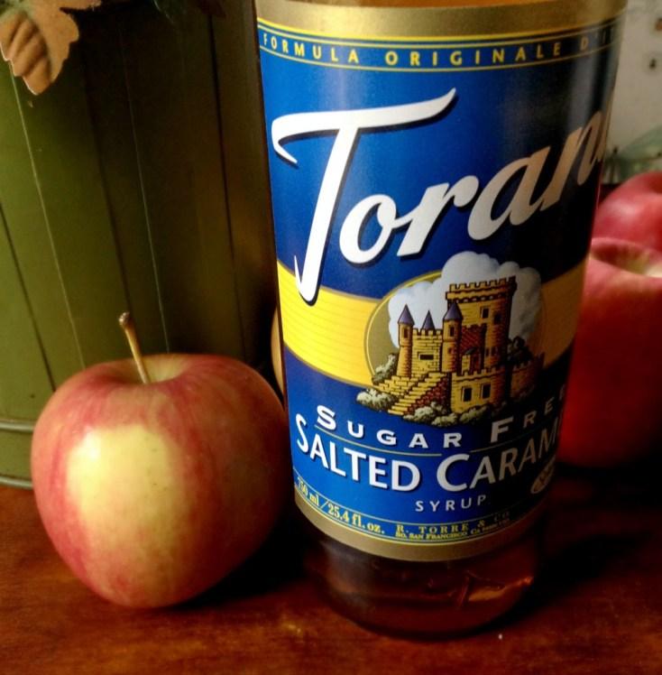 Featuring Torani Salted Caramel Syrup!