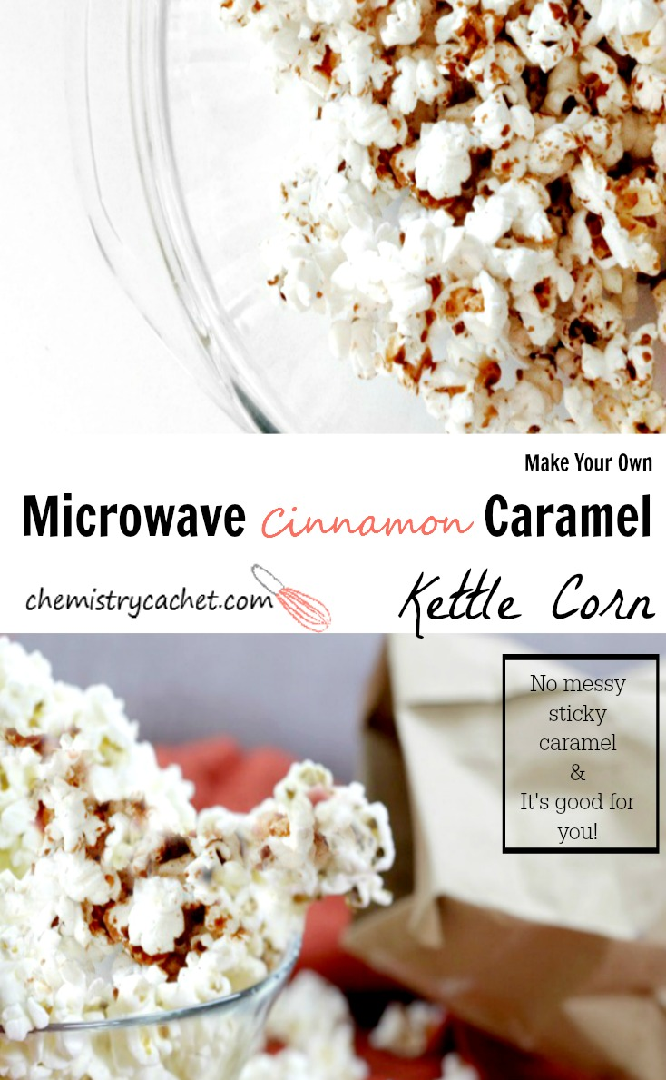 How do i make kettle corn with microwave popcorn