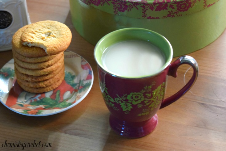 sugar cookie tea