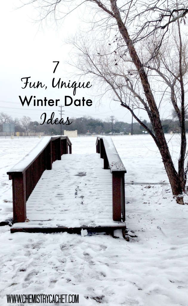 7 Unique, Fun Date Ideas for Winter