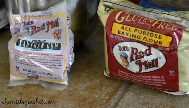 Easy gluten free baking tips for anyone! chemistrycachet.com