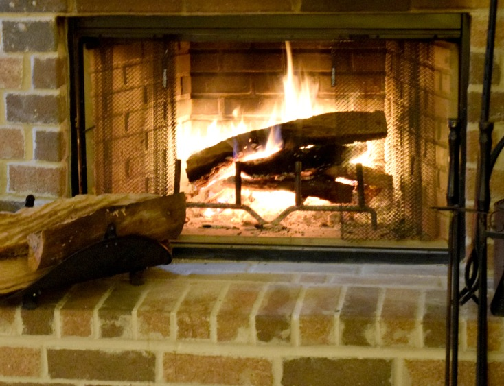 8 Ways to Make the Most of Winter. Take advantage of the beautiful fireplace!
