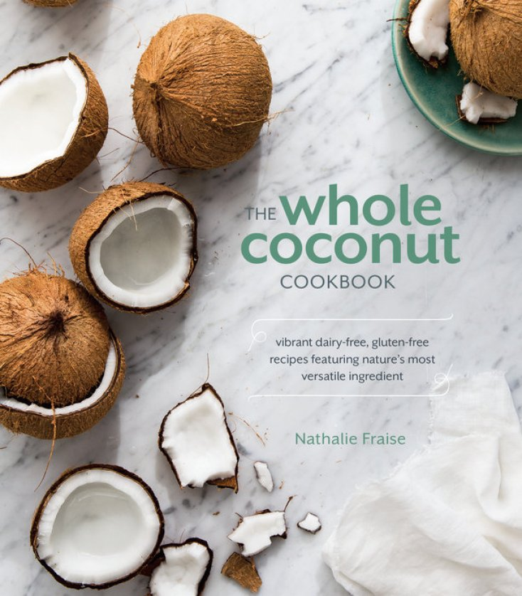 The Whole Coconut Cookbook Review