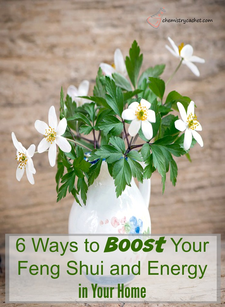 6 Ways to Boost Your Feng Shui and Energy in Your Home